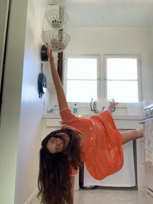 Kitchen Yoga - Pre-work