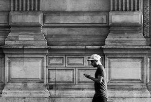 Walk of Frame