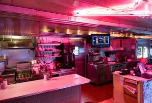Georgie's Diner, December 2011