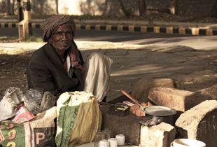 The Tea Seller