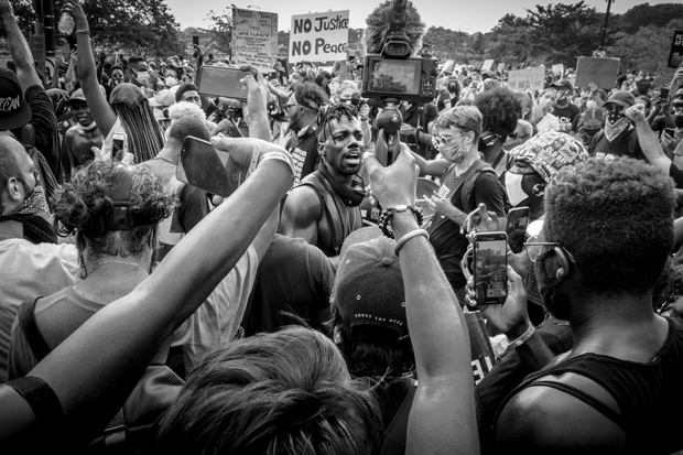 The Heartbeat of Black Lives Matter #1
