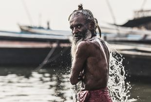Purification in the Ganges