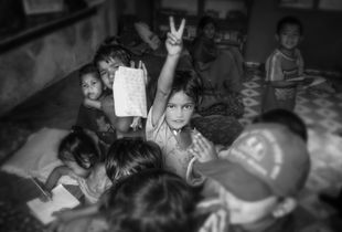 Noora Elkoussy Nepal Portrait_School Victory