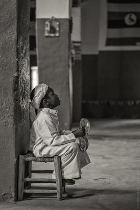Gnawa Singer