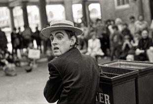 Covent Garden Street Performer