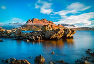 Gjojur Iceland (Midnight Summer Sunset I)