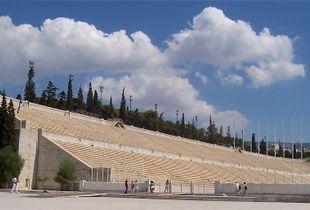 The Panathenaic Stadium, Athens, Greece