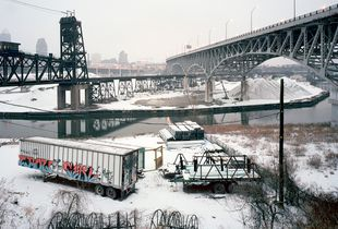 Canal, Cleveland OH, 2008     © Scott Conarroe