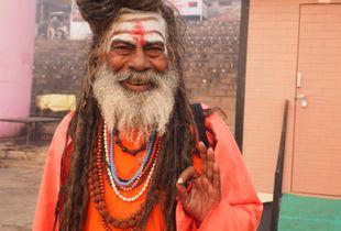 Varanasi, end of pilgrimage,