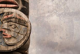 Totem Detail 1