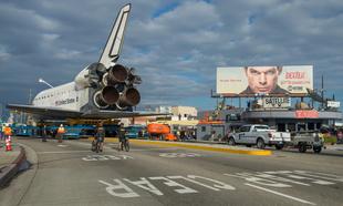 Space Shuttle Endeavour Retirement