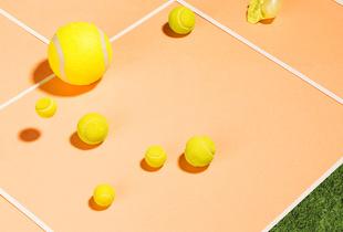 Bubble Gum Tennis