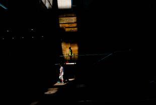 Light in a dark city