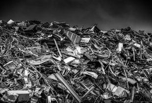 Scrap Metal Mountain
