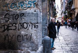 Stop Destroying My City