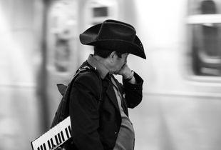 Subway Troubador