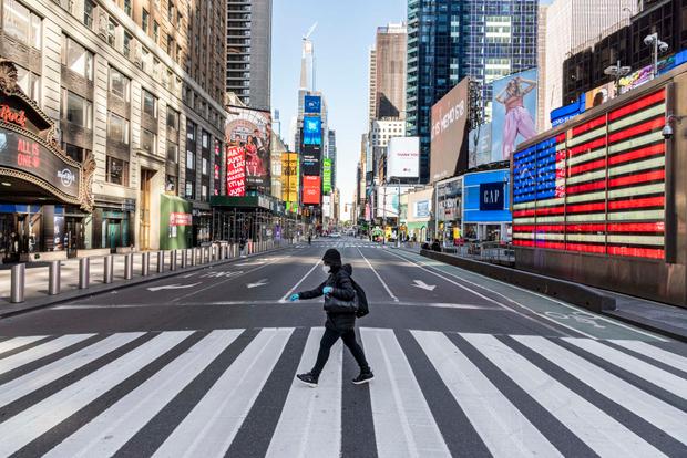Keep Going New York by Stefan Falke