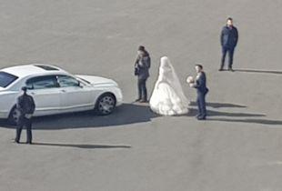 Wedding - St. Petersburg April 2018