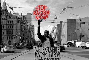 Stop Racism Now