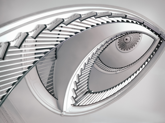 The Eye Staircase