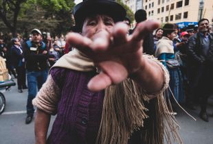 Pachamama Nation calls for Help