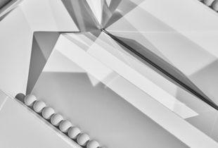 White Object #01(Mujigae APT, Single, 40-50s), 2017