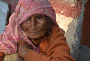 Humble soul of India