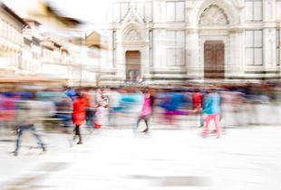 Florence, Santa Croce Square#1