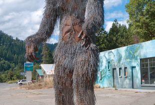 Big Foot, Happy Camp, CA, Americana
