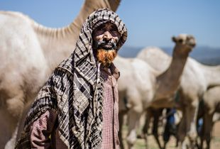 Babille livestock market