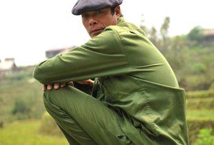Sapa Rice Farmer, Vietnam