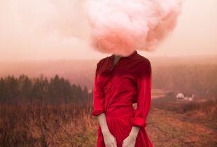 """""""Head in the Clouds"""", Nova Scotia 2012 © Alicia Savage"""