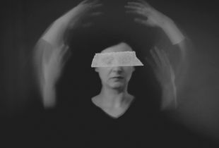 "Untitled from ""Trauma"" series"