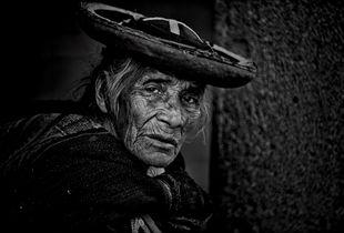 Face of Cuzco
