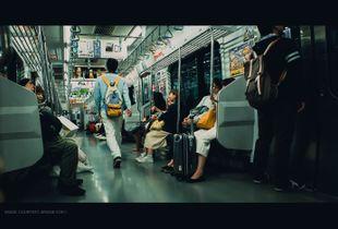 Japan metro Tokyo