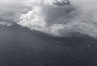 Anvil Cloud, Mid Atlantic Ocean
