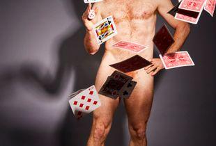 Albert Cadabra - The Naked Magician