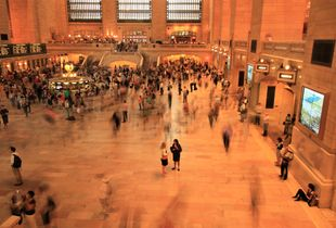Scenes of Grand Central 1
