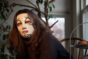 Monica's Mask
