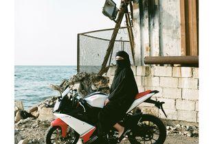Rola on Bike #1
