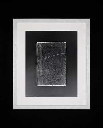 Glass Plate No. 13 (tear)