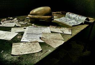 Forgotten travel voucher