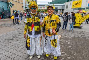Hanshin Tiger Style
