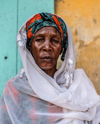 La Matriarche, Gorée Sénégal