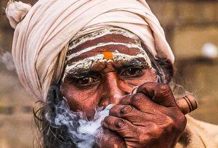 Stoned Sadhu