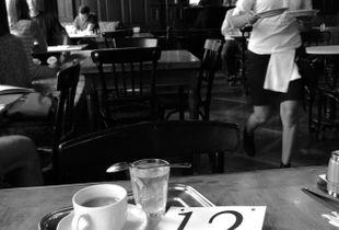 Early Coffee, Vienna, 2017