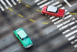 Intersection, Havana.