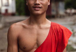 Laynin - Lao monk