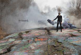 Graffiti Highway • Centralia, Pennsylvania