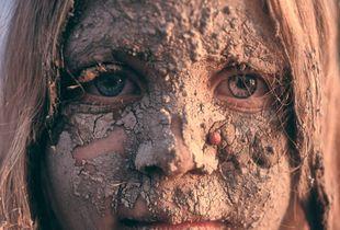 Untitled #01 (face mud)